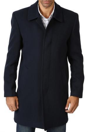 Пальто Dewberry. Цвет: dark blue