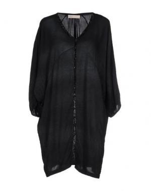 Блузка MONICA •LENDINEZ. Цвет: стальной серый