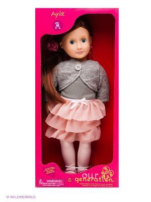 Кукла Айла OG Dolls. Цвет: кремовый