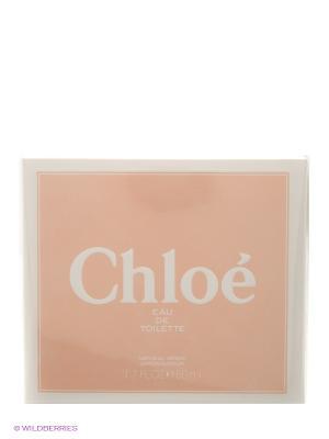 Туалетная вода Chloe Signature Edt 50 мл. Цвет: прозрачный