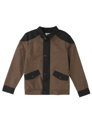 Куртка Born. Цвет: бежевый, черный