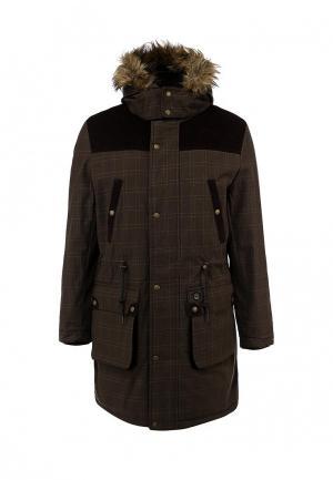 Куртка утепленная Merc. Цвет: хаки