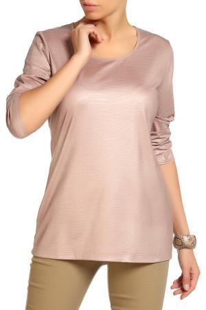 Блуза RITA PFEFFINGER. Цвет: коричневый