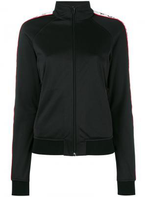 Толстовка с логотипом Givenchy. Цвет: чёрный