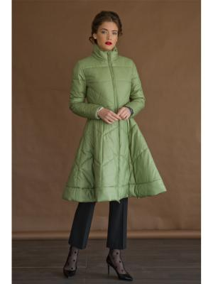 Пальто Tsurpal. Цвет: зеленый
