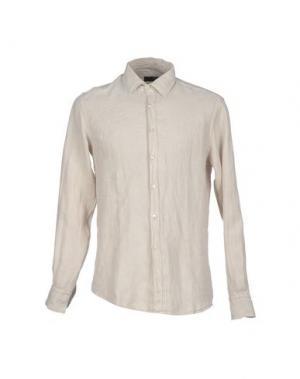 Pубашка I.D.I.B.. Цвет: бежевый