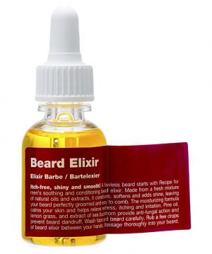 Борода и усы Recipe For Men 25мл