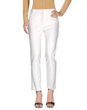 Повседневные брюки ALTUZARRA. Цвет: белый