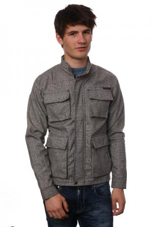 Ветровка  Studio Jacket Grey Ezekiel. Цвет: серый