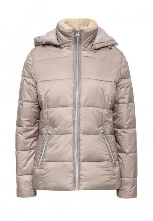 Куртка утепленная Broadway. Цвет: розовый