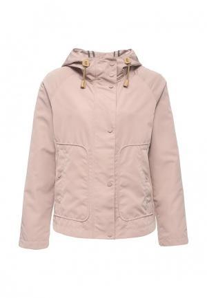 Куртка Geox. Цвет: розовый