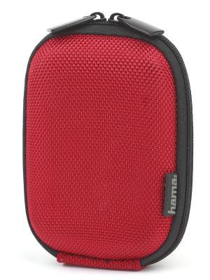 Hama Чехол 023146 Col. Style 40G красный 6x2,5x9,5. Цвет: красный