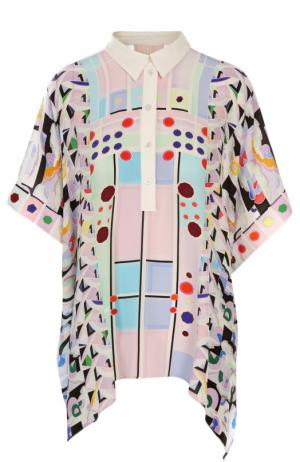 Блуза Peter Pilotto. Цвет: разноцветный