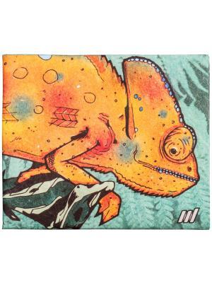 New Chameleon wallet. Цвет: зеленый