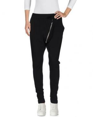 Повседневные брюки TILL.DA. Цвет: черный