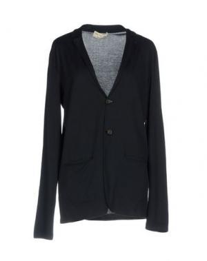 Пиджак MA'RY'YA. Цвет: темно-синий