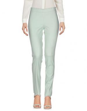 Повседневные брюки STOULS. Цвет: светло-серый