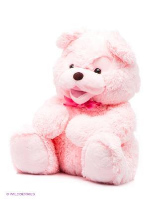 Медведь Леня Fancy. Цвет: розовый