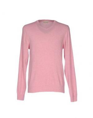 Свитер COTTON BELT. Цвет: розовый