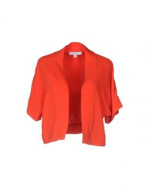 Кардиган PIU' &. Цвет: оранжевый