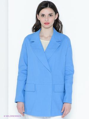 Пиджак Sinequanone. Цвет: синий
