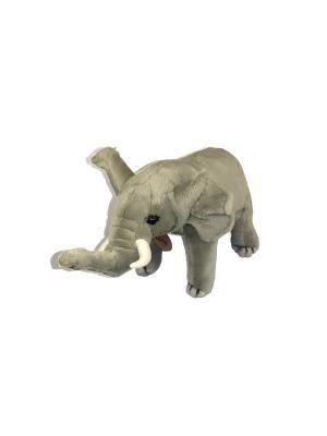 Слон маленький Азбука Тойс. Цвет: серый