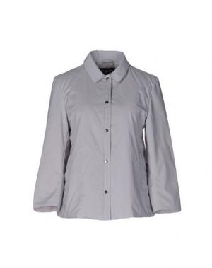 Куртка BPD BE PROUD OF THIS DRESS. Цвет: светло-серый