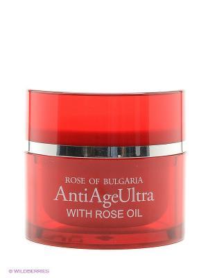 Крем для лица Ультраантивозрастной ULTRA Rose of Bulgaria Biofresh. Цвет: бордовый