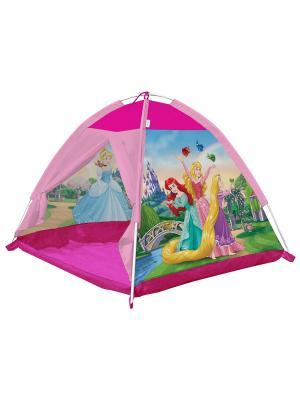 Палатка 112*112*84 Принцессы FRESH-TREND. Цвет: розовый