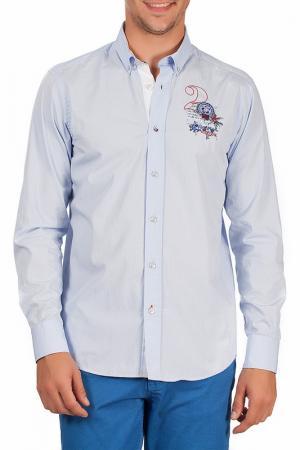 Рубашка Galvanni. Цвет: blue
