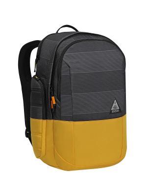 Рюкзак CLARK PACK (A/S) Ogio. Цвет: черный,желтый