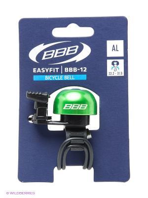 Звонок BBB. Цвет: зеленый