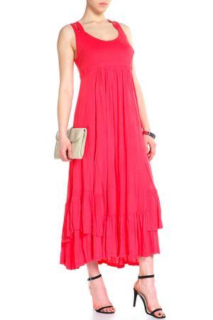 Вечернее платье SARA JUNE. Цвет: красный