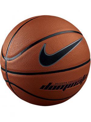 Мяч NK DOMINATE - 7 Nike. Цвет: оранжевый