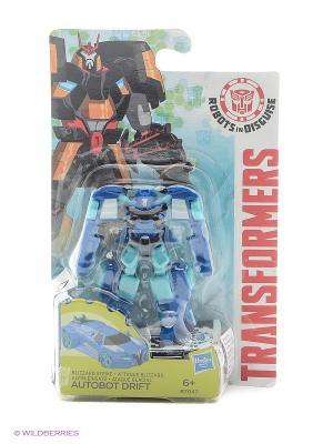 Трансформеры: роботы под прикрытием: Легион Hasbro. Цвет: голубой, черный, зеленый