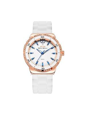 Часы Mikhail Moskvin. Цвет: белый, синий, золотистый