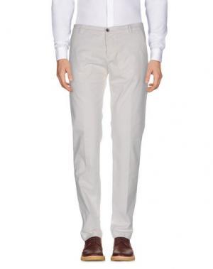 Повседневные брюки CAMOUFLAGE AR AND J.. Цвет: слоновая кость