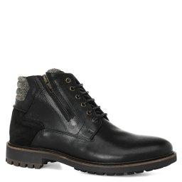 Ботинки  WOLVES черный TBS