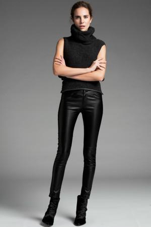 Pants VESPUCCI BY VSP. Цвет: black