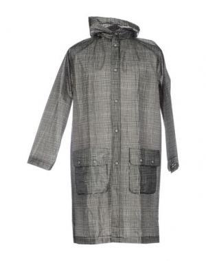 Легкое пальто BECKSONDERGAARD. Цвет: серый