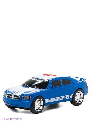Машина TOYSTATE. Цвет: синий