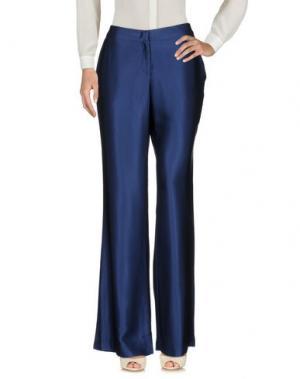 Повседневные брюки GOTHA. Цвет: темно-синий