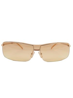 Солнцезащитные очки Digel. Цвет: рыжий, лиловый, светло-коралловый