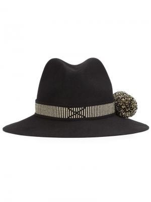Шляпа Idata Yosuzi. Цвет: чёрный