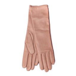 Перчатки  CELIA/A бежево-розовый AGNELLE