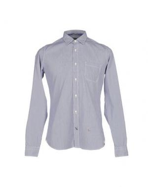 Pубашка NEW ENGLAND. Цвет: темно-синий