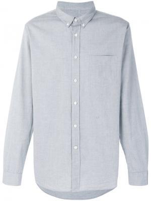Рубашка на пуговицах Closed. Цвет: серый