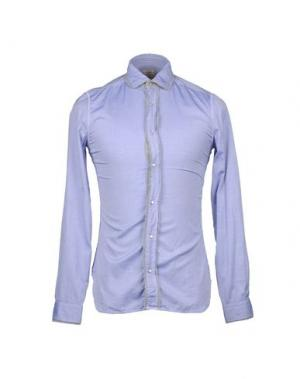 Рубашка с длинными рукавами COAST WEBER & AHAUS. Цвет: небесно-голубой