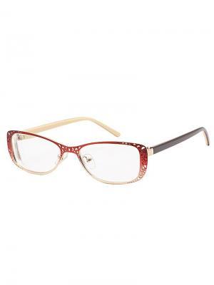 Очки готовые RA2075-C109/-1,0 Grand. Цвет: коричневый, золотистый, красный