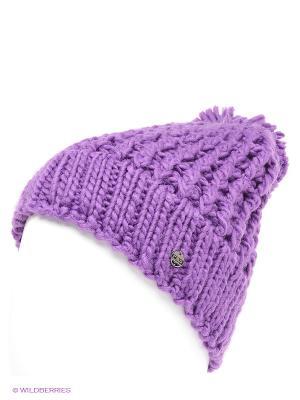 Шапка CMP. Цвет: фиолетовый